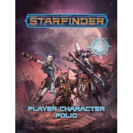 Starfinder Roleplaying Game: Starfinder Player Character Folio