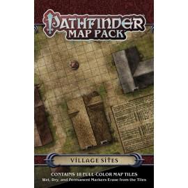 Pathfinder Map Pack: Village Sites