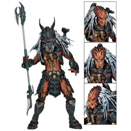 "Predator - 7"" Scale Action Figure - Clan Leader Deluxe"