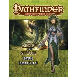 Pathfinder Adventure Path: Siege of Stone (Ironfang Invasion 4 of 6)