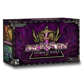 Ascension (3) Storm of Souls boardgame