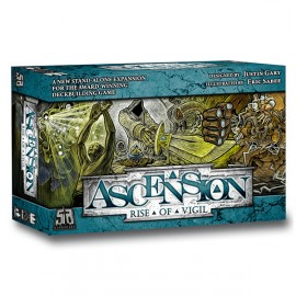 Ascension (5) Rise of Vigil boardgame