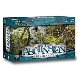 Ascension (5) Rise of Vigil boardgame