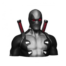 Bust Bank - Marvel - Grey Deadpool 20cm