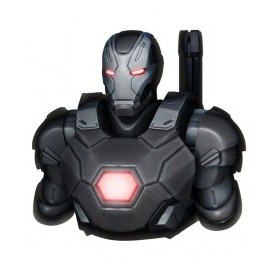 Bust Bank - Marvel - War Machine 20cm