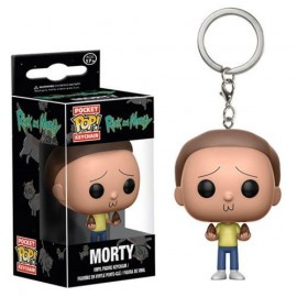 POP Keychain - Animation - Rick & Morty - Morty