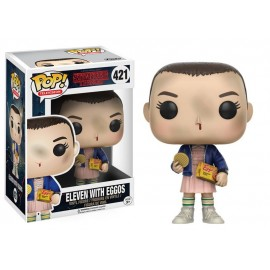 Television 421 POP - Stranger Things - Eleven with Eggos