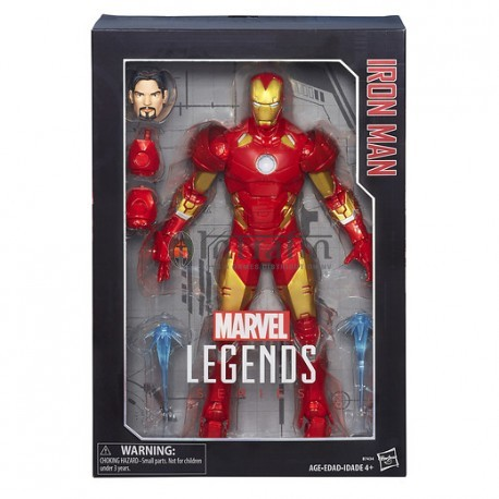 Legends Series - Iron Man figure 30cm