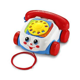 Fisher Price Telephone piece