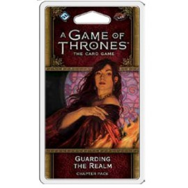A Game of Thrones LCG 2nd Ed Guarding the Realm Chapter Pack