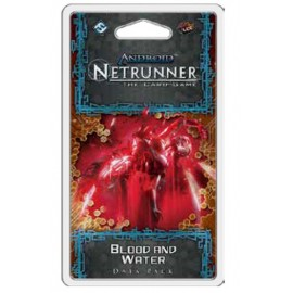 Android: Netrunner LCG: Blood and Water Data Pack