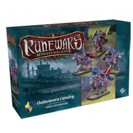Runewars Miniatures Games: Oathsworn Cavalry Expansion Pack