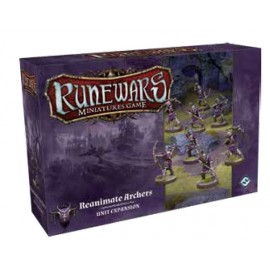 Runewars Miniatures Games: Reanimate ARchers Expansion Pack