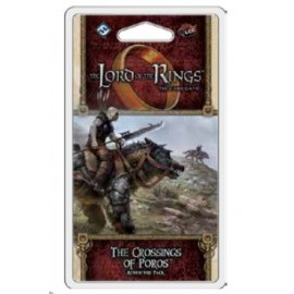 Lord of the Rings LCG: The Corssings of Poros Adventure Pack