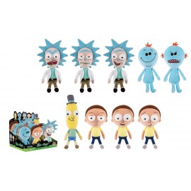 Plush - Rick & Morty (Mixed CDU 9)