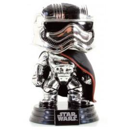 Star Wars 91 POP - Chromed Captain Phasma LIMITED