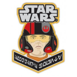 Pin Collector - Star Wars - Poe Dameron Resistance