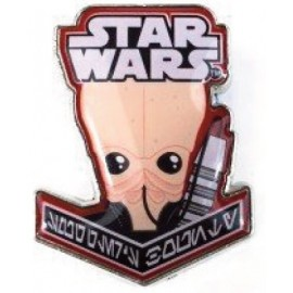 Pin Collector - Star Wars - Figrin D'An