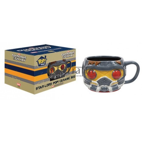 Mug Collector Corps - Marvel - StarLord