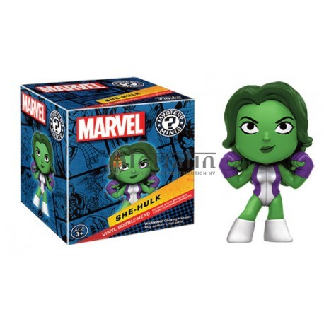 Mystery Mini Collector Corps - Marvel - She-Hulk