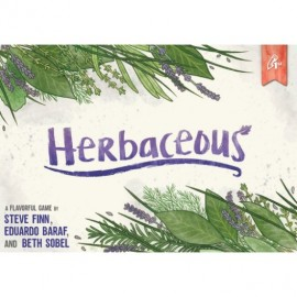 Herbaceous (Boxed Card Game)