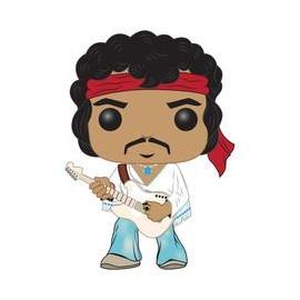 Rocks 54 POP - Jimi Hendrix Woodstock