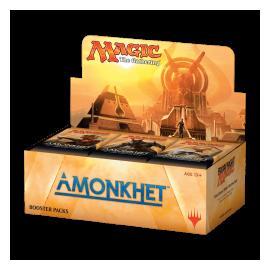 MTG Amonkhet booster display (36) Spanish