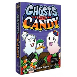 Ghosts Love Candy