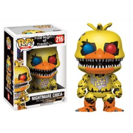 Games 216 POP - Five Nights at Freddy's - Nightmare Chica
