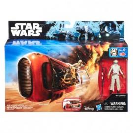 Star Wars EP VII Rey's Speeder (Jakku)