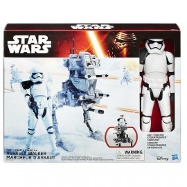 Star Wars EP VII - Titan Heroes 30cm Fig + vehicle Assor (4)