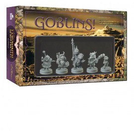 Jim Henson's Labyrinth expansion: Goblins