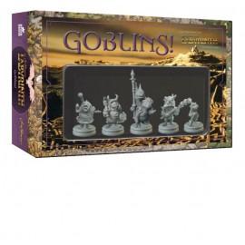 Jim Henson's Labyrinth expansion: Goblins