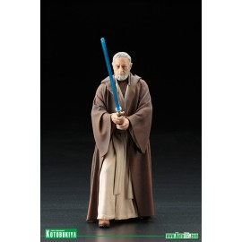 Star Wars - Obi-Wan Kenobi Pre-Painted PVS Easy-to-Assemble Statue