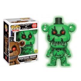 Games 111 POP - Five Nights at Freddy's - GitD Nightmare Freddy LIMITED