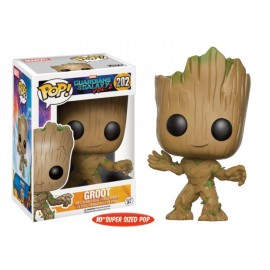 """Marvel 202 POP - Guardians of the Galaxy 2 - Life-Size Groot 10"""""""