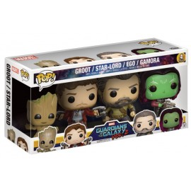 Marvel POP - Guardians of the Galaxy 2 - 4-Pack 2
