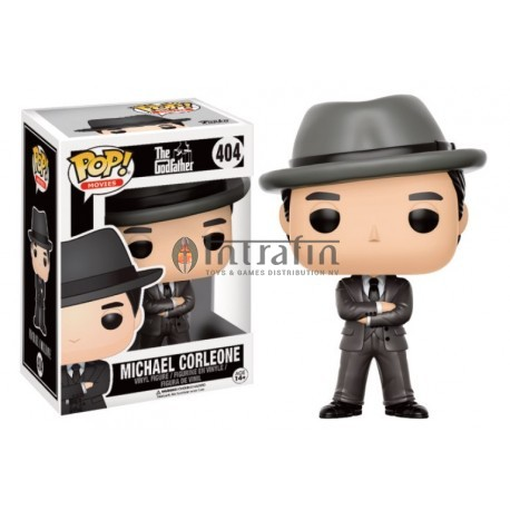 Movies 404 POP - The Godfather - Michael Corleone with Hat LIMITED 6dbdd00c0d66