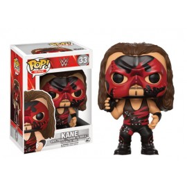 WWE 33 POP - Red Suit Kane LIMITED
