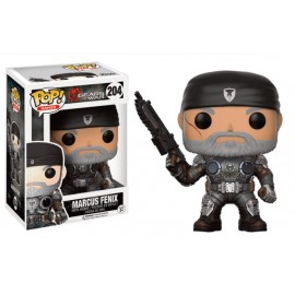 Games 204 POP - Gears of War - Old Marcus Fenix