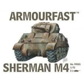 Sherman M4 1:72
