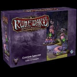 Runewars Miniatures Games: Carrion Lancers Unit Expansion Pack