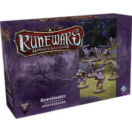 Runewars Miniatures Games: Reanimates Expansion Pack