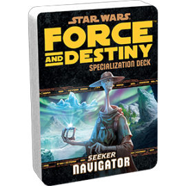 Star Wars Force and Destiny Navigator Specialization Deck