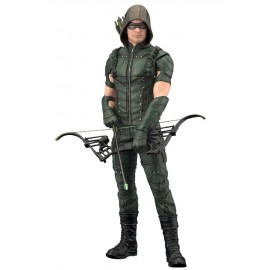 DC Comics - Green Arrow Pre-Painted PVC Statue
