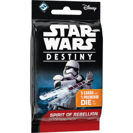 Star Wars Destiny Spirit of Rebellion Launch kit (3 kits OP)
