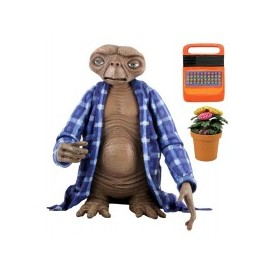 "E.T. 7"" Scale Action Figure - Series 2 Telepathic ET"
