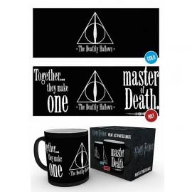 Harry Potter - Deathly Hallows - Heat Change Mug