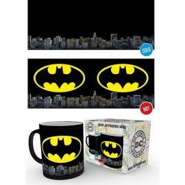 DC - Batman Logo - Heat Change Mug