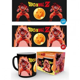 Dragon Ball Z - Heat Change Mug